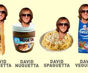 david guetta, funny, and david image