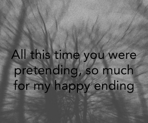 quote and my happy ending image