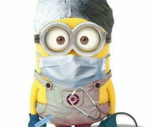 minions and doctor image