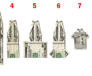 money, diy, and dolar image
