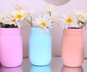 colors, diy, and flowers image
