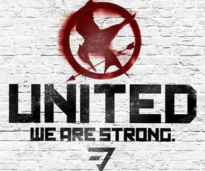 the hunger games and united image