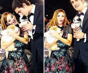 dog, lydia martin, and Queen image