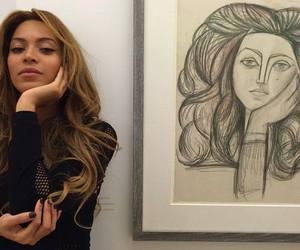 beyoncé, art, and Queen image