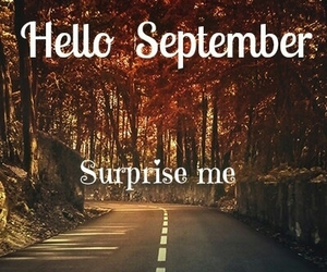 September, autumn, and surprise image