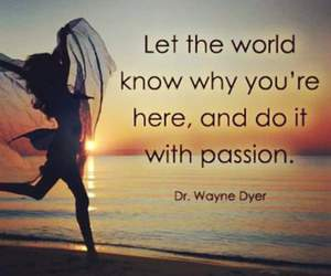 life, passion, and quote image