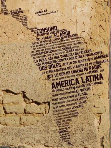 calle 13 and latinoamerica image