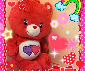 care bears, cute, and doll image
