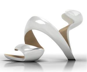 fashion design, odd, and fashion shoes image