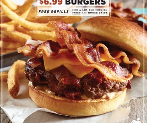 burgers, food, and French Fries image