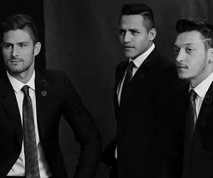 Arsenal, mesut Özil, and gunners image