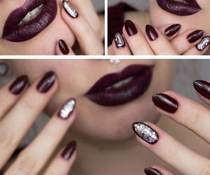 nails and lips image