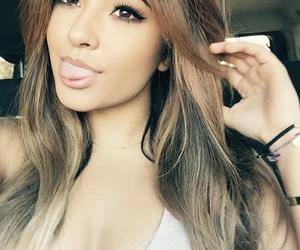 becky g, hair, and selfie image