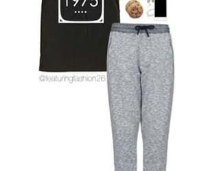 Polyvore, t-shirt, and ootd image