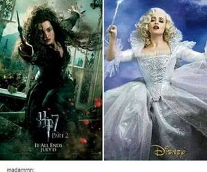 harry potter, helena bonham carter, and disney image