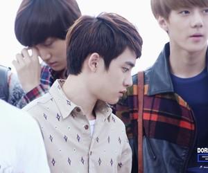 exo, jongin, and kyungsoo image