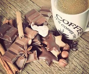 chocolate, autumn, and sweet image