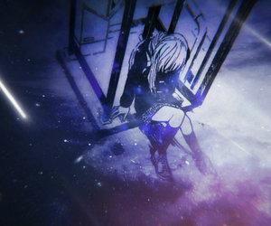 anime, fall, and fantasy image