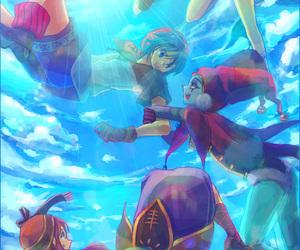 game and chrono cross image