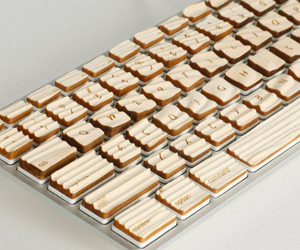 girl and keyboard image
