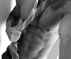 abs, body, and him image