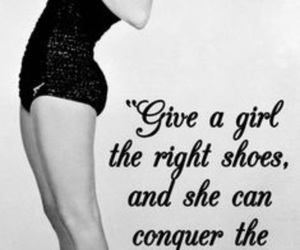 Marilyn Monroe and shoes image