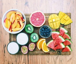 fruit, healthy, and fit image