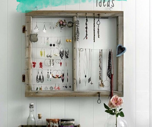 diy, do it yourself, and jewellery image