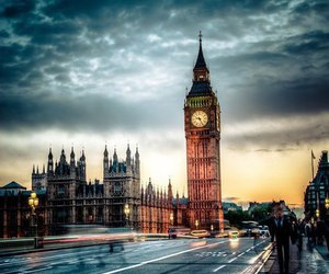 london and Big Ben image