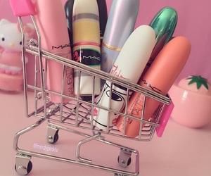 mac, beautiful, and lipstick image
