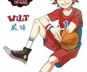 Basketball, fhfif, and Fosters Home for Imaginary Friends image