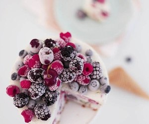 berries, delicious, and yummy image