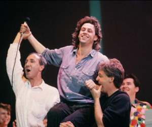 live, live aid, and music image
