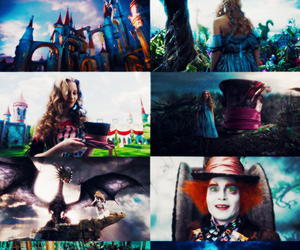 alice in wonderland, disney, and photography image