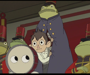 wirt and over the garden wall image