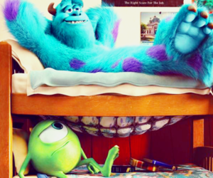 disney, photography, and monsters university image
