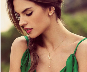 alessandra ambrosio, beautiful, and beauty image