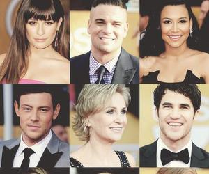 glee, glee cast, and beautiful image