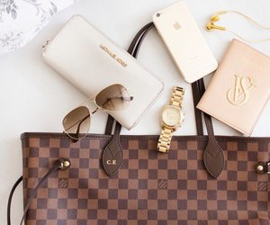 fashion, Louis Vuitton, and Michael Kors image