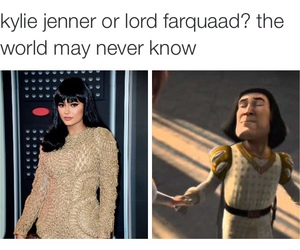 kylie jenner, funny, and lol image