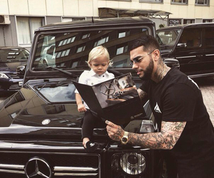 dad, fashion, and timati image