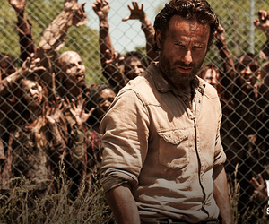 amc, the walking dead, and andrew lincoln image