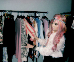 fashion, audrey kitching, and clothes image