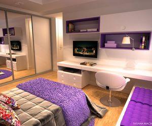 decoration, quarto, and purple image