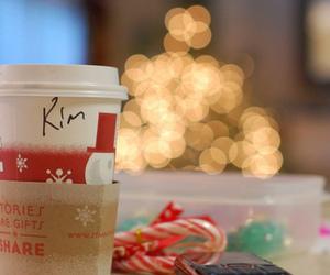 candy, christmas, and lights image