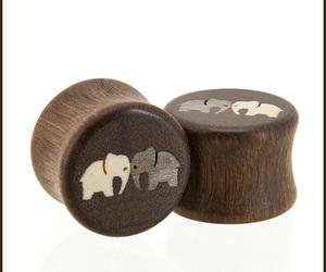 elephants, gauges, and organic image
