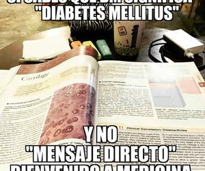 medicina, estudiante, and libros image
