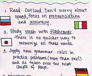 study, language, and school image