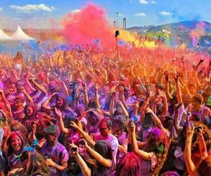 festival, party, and colour image