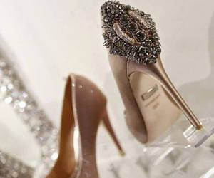shoes, elegant, and fashion image